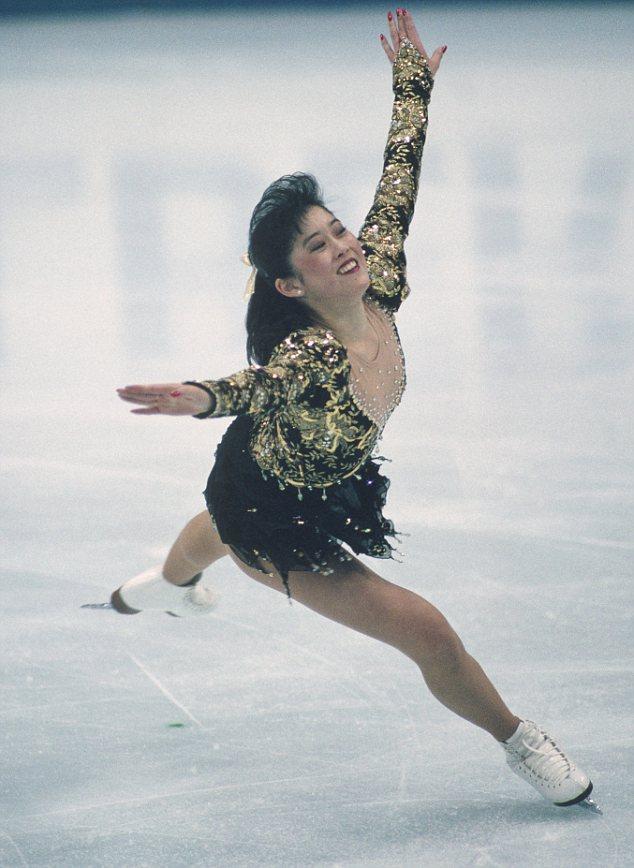 Figure Skating - Kristi Yamaguchi